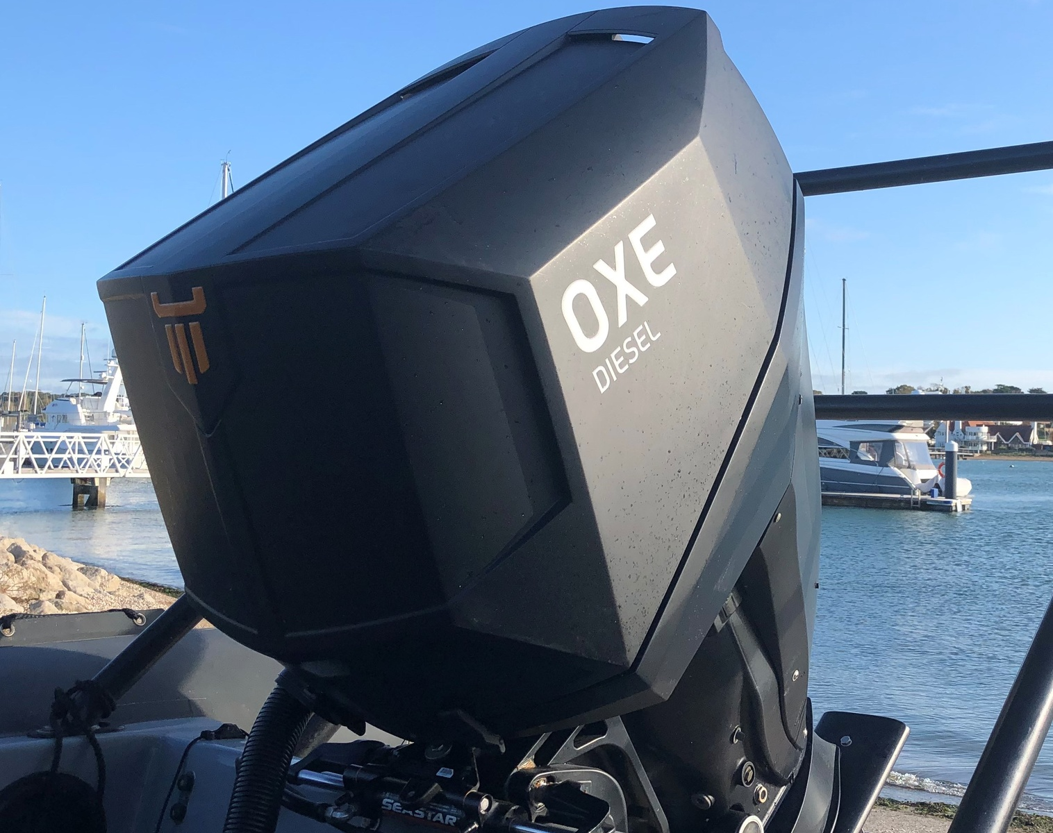 AST Marine Sciences and Proteum Ltd working together to bring marine telemetry to the outboards market