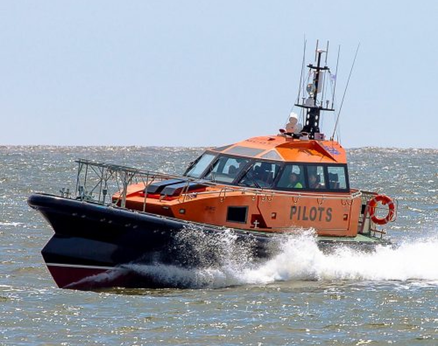 AST Marine Sciences to install iRAMS on Briggs Marine's fleet of ORC Pilot vessels