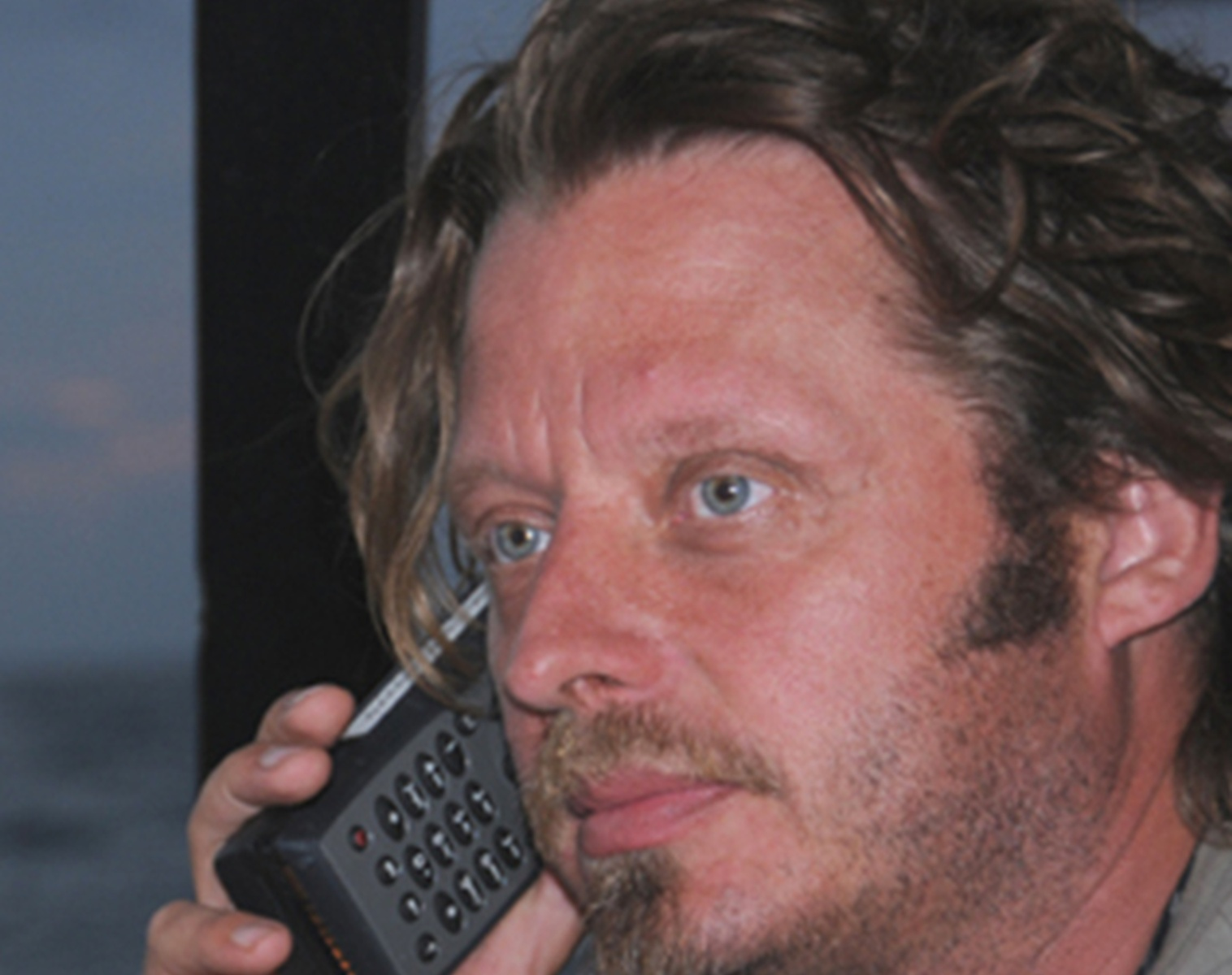 Charley Boorman - By Any Means | BGAN EXPLORER 500 & Iridium 9505A