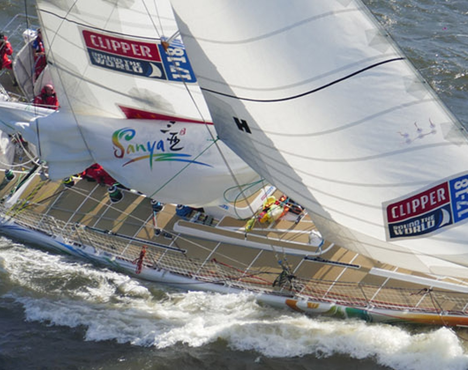 AST announced as satellite communications supplier to the Clipper Race