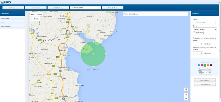 Inshore vessel monitoring solution (iVMS) from AST
