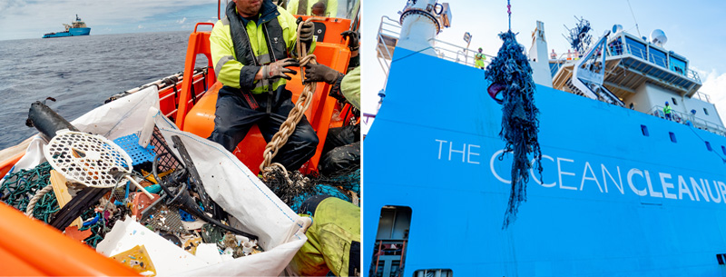 The Great Pacific Garbage Patch (GPGP)